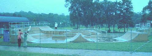 Lake Haven Skate Park (New)