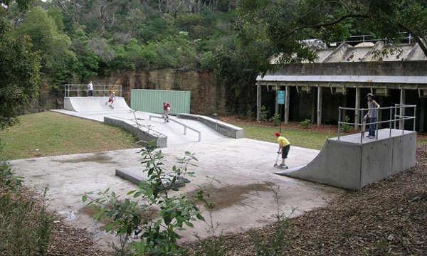 New Lane Cove Skate Park