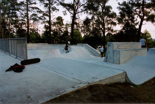 Lawson Skate Park