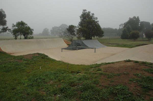 Lethbridge Skatepark