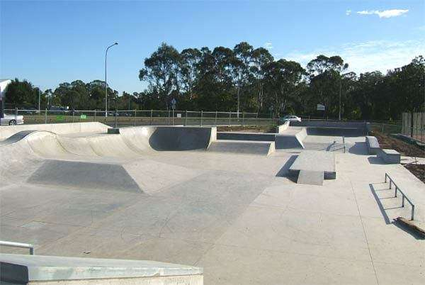 Macquarie Fields Skatepark