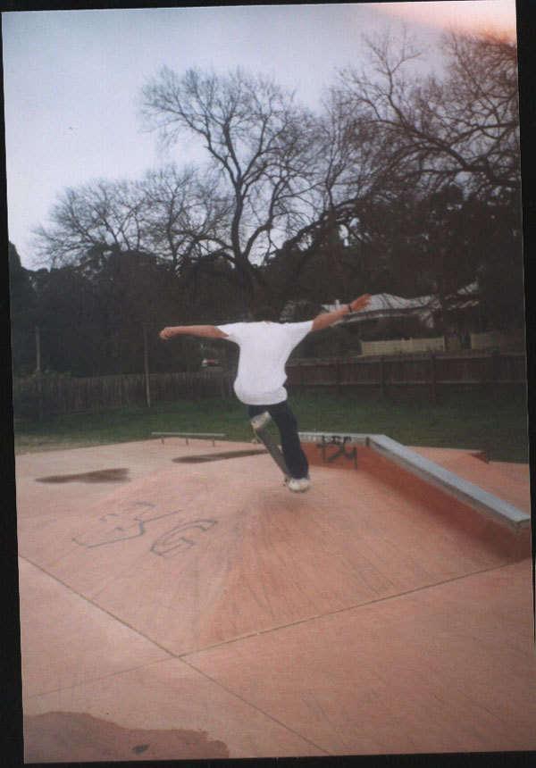 Maldon Skate Park