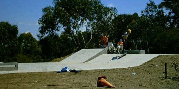 Mangrove Mountain Skatepark