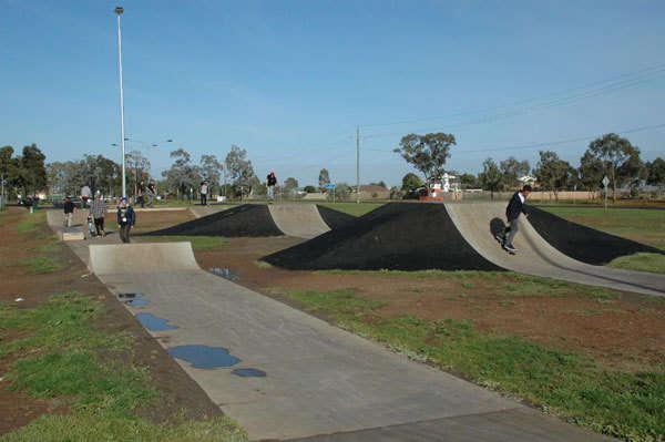 Melton South BMX Track