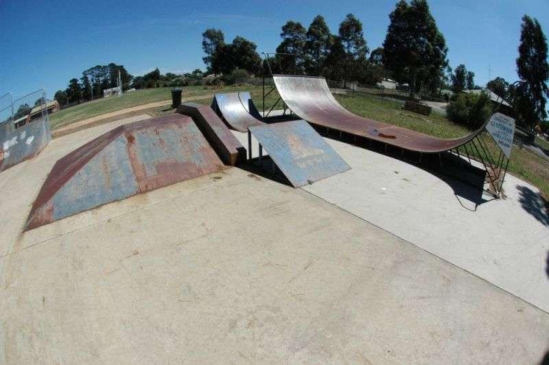 Meredith Skatepark