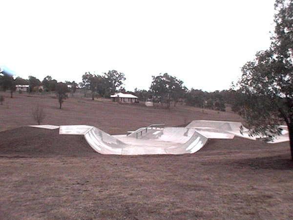 Meringandam Skate Park