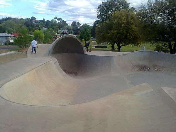 Milthorpe Skatepark