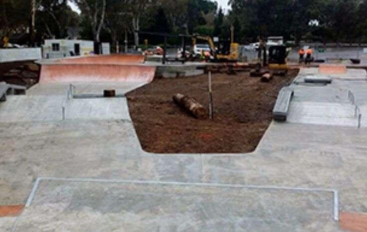 Modbury Skate Plaza