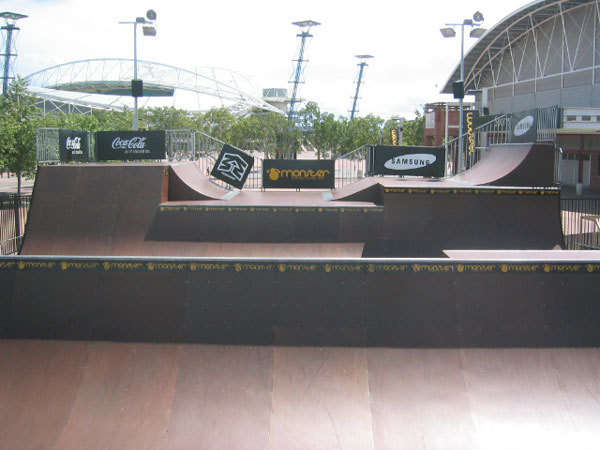 Monster Skatepark