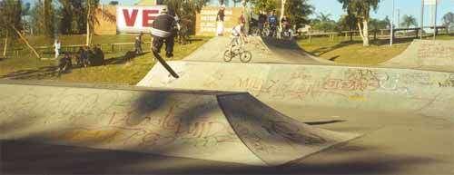 Morayfield Skatepark