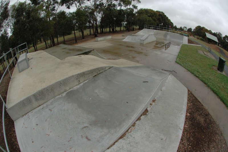 Moriac Skatepark
