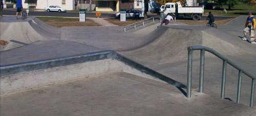 Orange Skate Park