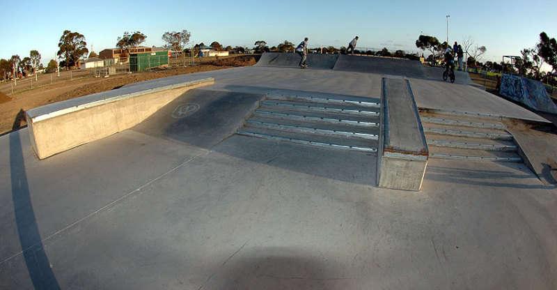 Norlane Skatepark (NEW)