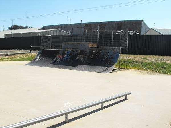 Oberon Skatepark
