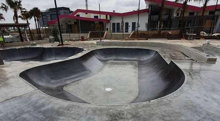 Oran Park Skatepark