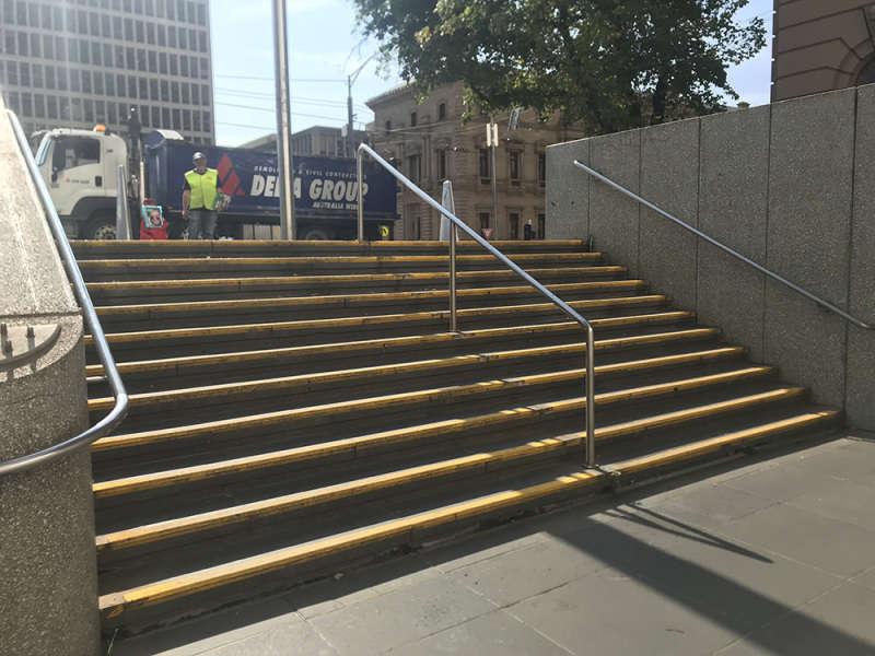 Parliament Rail