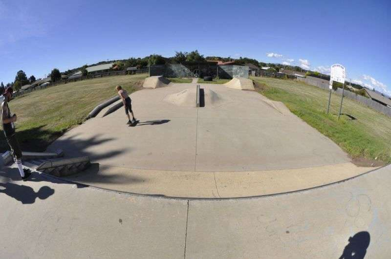 Perth Skate Park