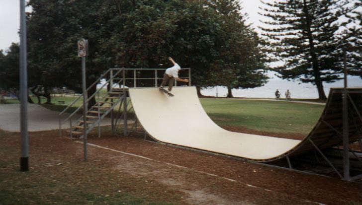 Scarborough Ramp