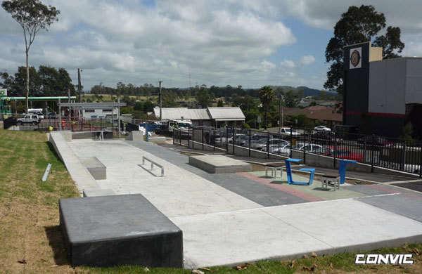 Rutherford Skatepark