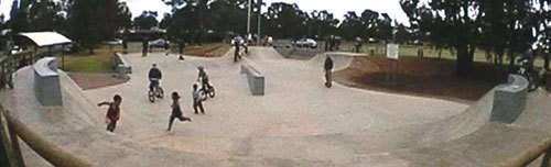 Salisbury Skate Park