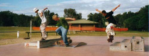 San Remo Skate Pad