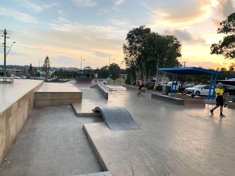 Shellharbour New Park