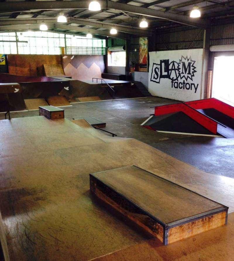 Slam Factory