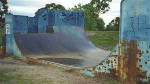 Stawell Ramp