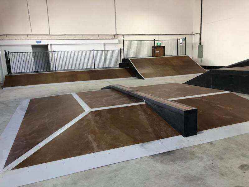 The Bank Indoor Skatepark