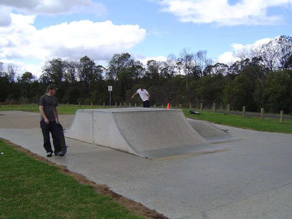 The Oaks Skate Park