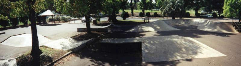 Toowoomba CBD Skate Park