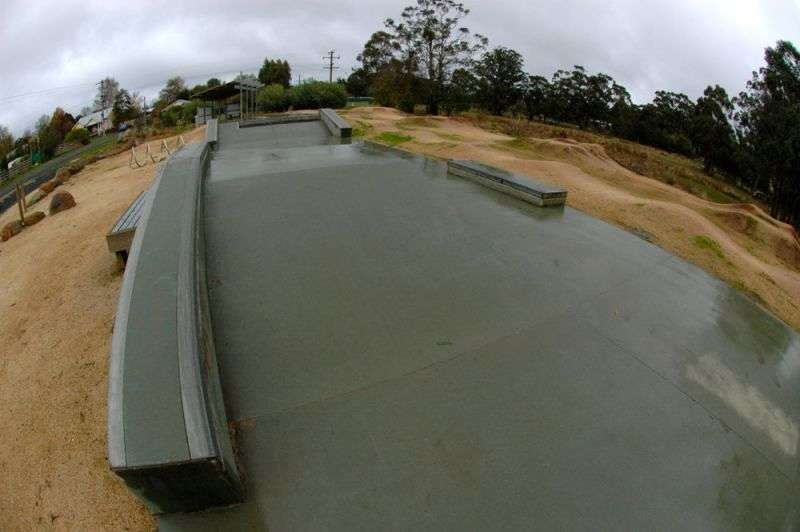 Trentham Skatepark