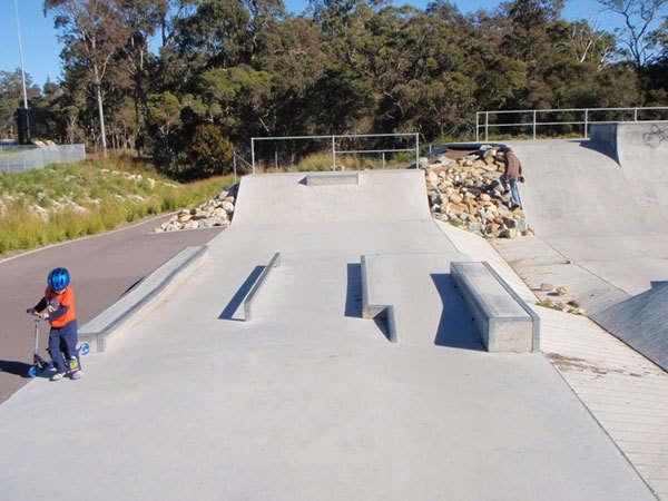 Wadalba Skatepark