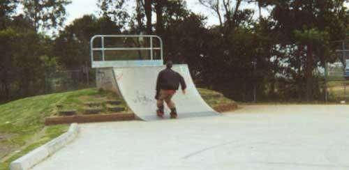 Warragamba Skate Park