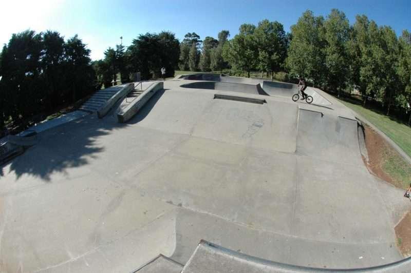 Warragul Skatepark