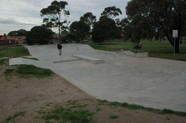 West Heidelberg Skatepark