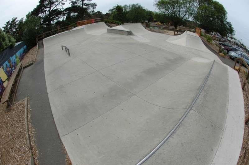 Winchelsea Skatepark