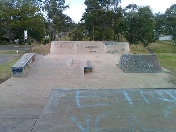 Wondai Skatepark
