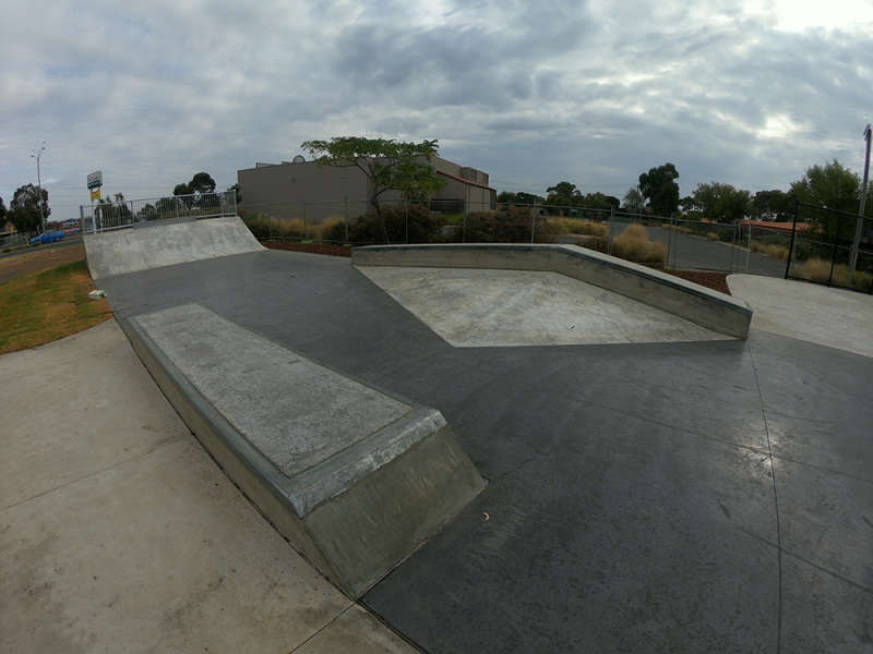 Wyndam Youth Centre Park