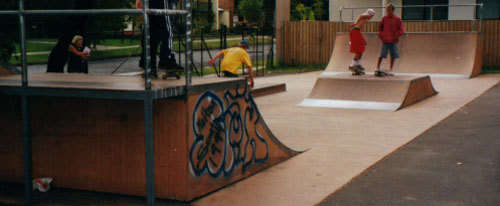 Wyong Skatepark