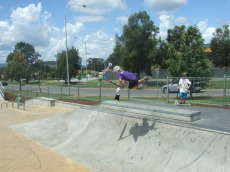 Muswellbrook New Skatepark