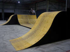 GC Compound Indoor Skatepark