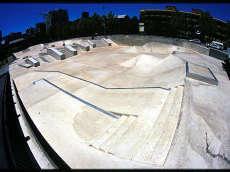 Adelaide City Skatepark