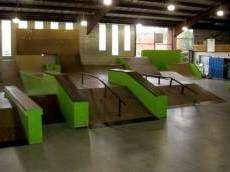 Audubon Indoor Skatepark