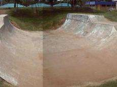 Beaudesert Half Pipe
