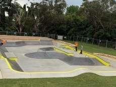 Linoel Watts Skatepark