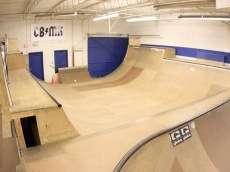 CBMK Indoor Skatpark