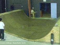 C.O.C. Skatepark, Mansfleld