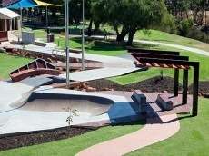 Collie New Skatepark