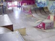 C T Indoor Skatepark